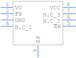 Symbol for BD33IC0WEFJ-E2